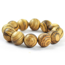 Vietnamese agarwood authentic fragrant wood sandalwood bracelets beads bracelet for men round prayer beads christmas gift 0358