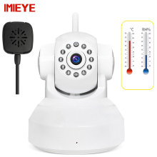 IMIEYE 720P HD Baby Monitor Wifi Camera IP Wireless Alarm IR CCTV Security Surveillance With Memory Card Motion detection Onvif(China)