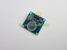 Smart Electronics Blue Digital TTP223B Sensor Module Capacitive Touch Switch for Arduino Diy Starter Kit(China)