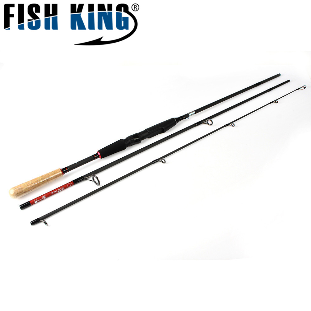 New Arrival 99% Carbon SuperHard 1.8M 2.1M 2.4M 2.7M 3 Sections Bait Carbon Casting Spinning Lure Fishing Rod Pole<br><br>Aliexpress