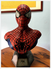 New 1/1 Scale Captain America 3 III Civil War Spider-Man Bust Statue (LIFE SIZE)