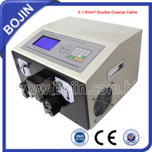 Double coaxial cable and Sheathed wire Stripping Machine BJ-02G/ China manufacturer