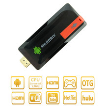 MK809IV RK3229 1080P OTG Mini PC Android TV Dongle Smart TV Stick  Android 5.1 Network HD Media Player Quad Core TV Stick