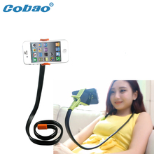Cobao 2017 Funny Design Lazy Mobile Cellphone Smartphone Desk Holder Stand Mount Phone Accessories Parts For iPhone 6 Samsung