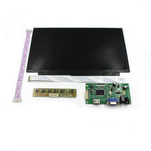 HDMI VGA LCD controller board with 11.6inch 1920x1080 IPS LCD screen  30pin EDP cable one of N116HSE-EA1 N116HSE-EA2 lcd panel