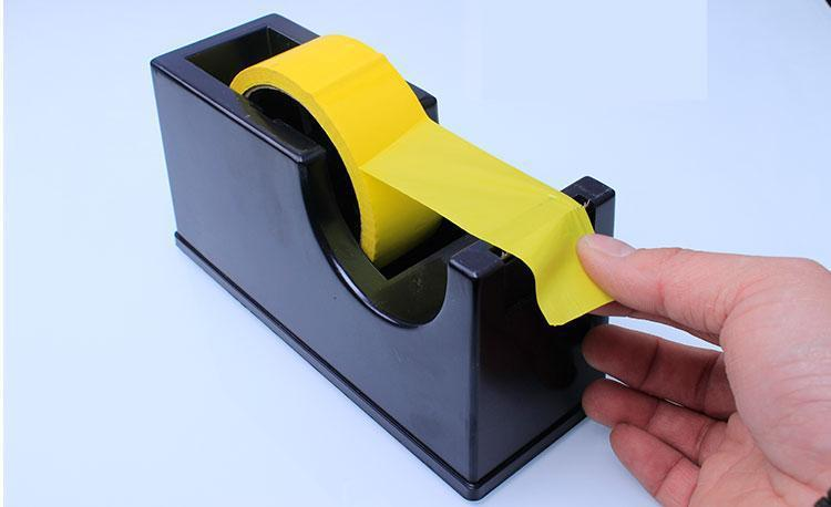 3.6 cm Ultralarge tape seat tape cutter transparent tape sealing machine table tape machine  dispensador cinta<br>