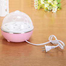 High Quality 1pc New Generic Multi-function Electric Egg Cooker for up to 7 Eggs Boiler Steamer Cooking Tools Kitchen Utensils