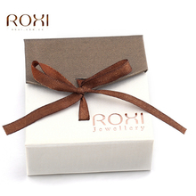 2017 ROXI Charms  Bow-knot Jewelry Box Wedding Punk Romantic Mother's Gift Fashion Jewellery