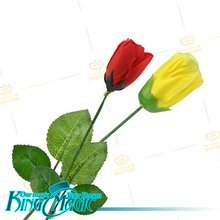 Color Changing Rose Free Shipping King Magic Tricks Props Toys Email Video To You