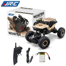 JJRC Q50 RC Car 2.4GHz 1:18 Climbing Racing Off-Road Electric Car-Styling Remote Control Truck RTG 4Wheel Drive Monster Toy Gift