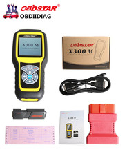 OBDSTAR X300M OBDII Odometer Correction X300 M Mileage Adjustment Tool (All Cars Can Be Adjusted Via Obd) Update By TF Card(China)