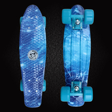 "Peny Board Skateboards Galaxy Printed 22"" Skateboard Complete Skateboarding Mini Longboard Boy Girl Cruiser Skate Board PD05"