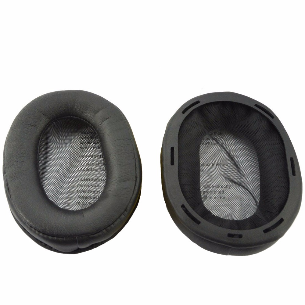 Protein Leather SONY MDR-1R MDR 1R MDR-1RNC MDR 1RNC Headphone Replacement Ear Pads Cushion Cups Cover Earpads Repair Parts