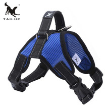 Adjustable Dog Harness Pet Chest Strap Saddle Type Traction Rope Soft Comfortable Vest Large Net Cloth Dog Strap 3 Sizes