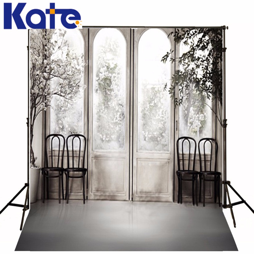 New Arrival Background Fundo Symmetrical Doors Stool 300Cm*200Cm(About 10Ft*6.5Ft) Width Backgrounds Lk 2521<br>