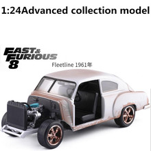 JADA high simulation Chevrolet Jumbo bus,1:24 advanced alloy retro classic car model,metal casting,toy vehicle,free shipping