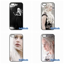 Daenerys Targaryen Game of Throne Hard Phone Case Cover For Blackberry Z10 Q10 HTC Desire 816 820 One X S M7 M8 Mini M9 A9 Plus