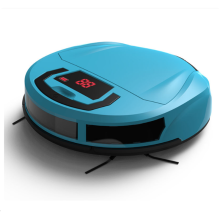 2017 new design intelligent vacuum cleaner robot