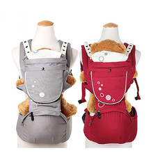 Hot multifunction baby carrier backpack baby sling baby hipseat carrier baby kangaroo carrier walkers hip seat carrier BD59(China)