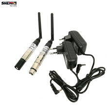 DMX512 DMX Dfi DJ Wireless system Receiver or Transmitter 2.4G for LED Stage Light LED Light 300m Control