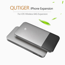 2017 QUTIGER 5000mAh Power Bank Smart Wireless expansion 64G Repeater Network Wi-fi Router Expander Signal Expansion for iOS&PC