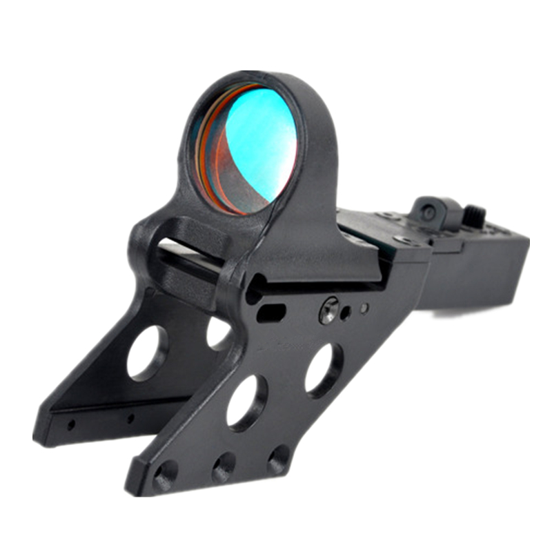 Tactical rifle scope hunting scope SEEMORE REFLAX SIGHT FOR HI-CAPA black blue grey OD red<br>