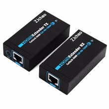 NEW 1 Pair 1080P HDMI Ethernet Network Transmitter Receiver Sender Rj45 Extender TCP/IP TX/RX 60M for Cat5/Cat6 HDTV TV
