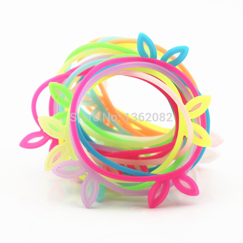 Wholesale-50pcs-Mixed-Color-Luminous-Ela