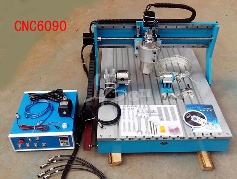 CNC 6090 4axis (7)