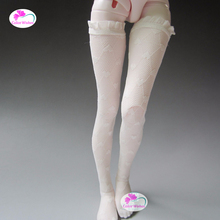 Doll Accessories fashion Long tube stockings fits1/3 1/4 1/6 BJD doll(China)