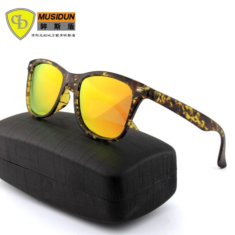 2017 Hot Selling New Fashion Brand Unisex Polarized Sunglasses Vintage Sunglass Female Oculos de sol feminino  UV400 TR9022<br><br>Aliexpress