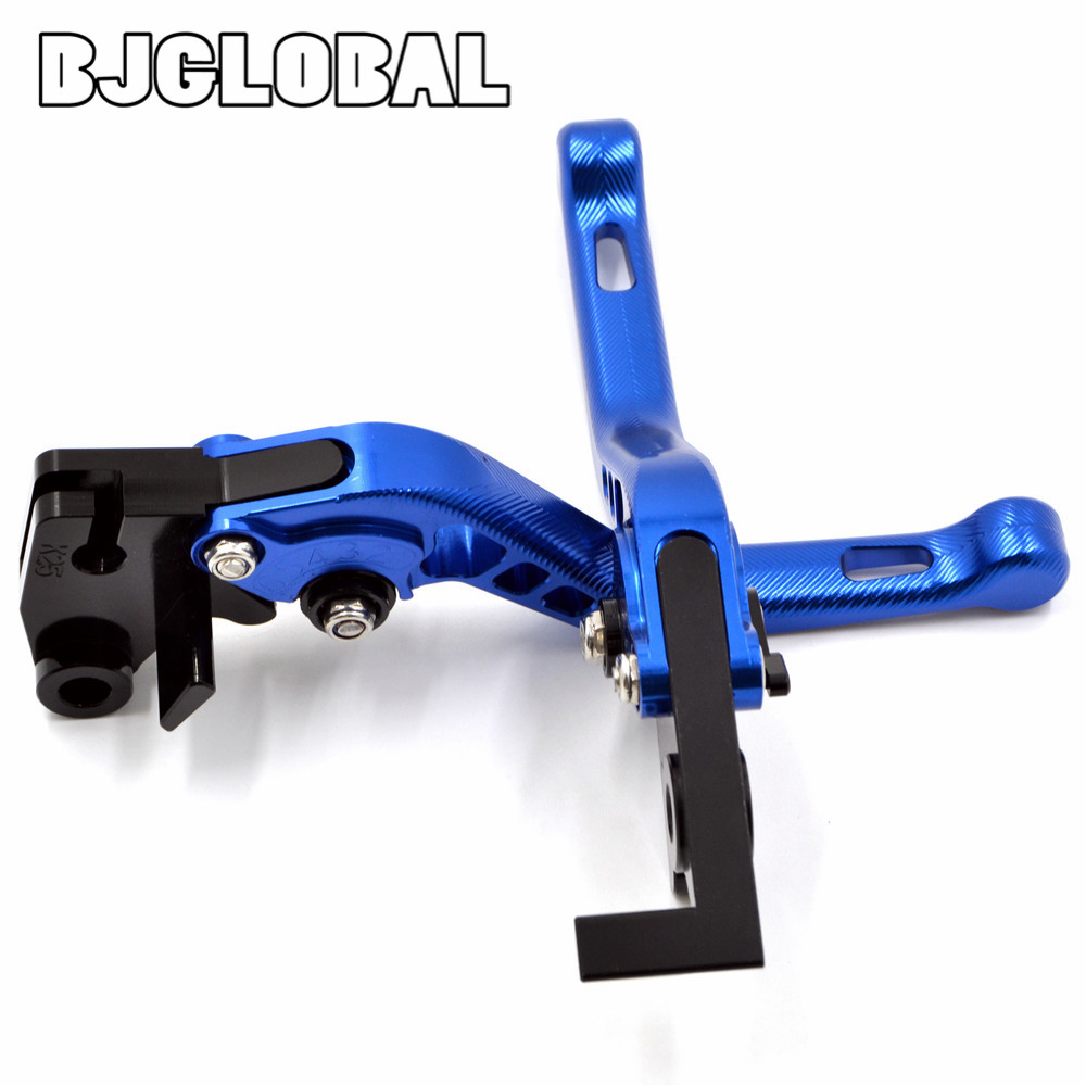 Aluminum Brakes Motorcycle CNC 3D Adjustable Short Brake Clutch Levers For Yamaha WR 125X  2011-2015<br><br>Aliexpress