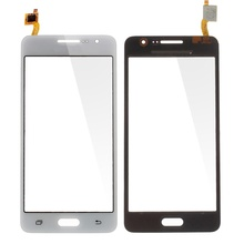 OEM Original White Digitizer Touch Screen for Samsung Galaxy Grand Prime G530 with Duos Letters Touch Panel