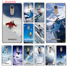 Lavaza Cool Alpine Skiing Case for Xiaomi Redmi 4X Mi A1 6 5 5X 5S Plus Note 2 3 3S 4 4X 4A 5A Pro Prime Mi6 Mi5s Mi5X(China)