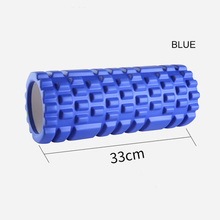 High Density Floating Point Massager Tool Fitness EVA Massage Blocks Foam Roller for Physio Massage Pilates relax Muscles(China)