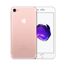 New Original Apple iPhone 7 2GB RAM 32GB ROM IOS 10 LTE 12.0MP Camera Quad Core Fingerprint Brand Cell Phones iphone7 Rose Gold