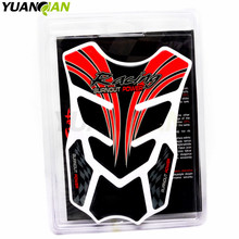 Motorcycle Decal Gas Oil Fuel Tank Pad Protector Skull Racing Car Sticker for honda CBR954RR CBR600RR CBR900RR CB1000R VFR750(China)