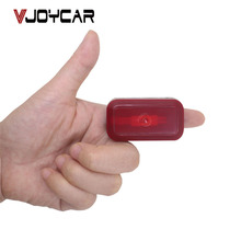 VJOYCAR NEW smallest design mini gps tracker to Track Location For Pet Bike Senior Kids Surveillance Vehicle Car free shipping!