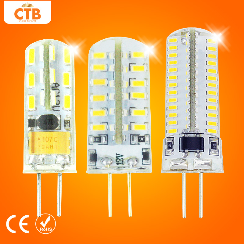 30Pcs LED G4 Lamp DC AC 220V 12V 3W 4W 5W 6W 7W 9W 10W LED Lamp G4 SMD3014 Replace 10w 30w Halogen Light 360 Beam Angle Lampada<br><br>Aliexpress