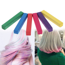Alcohol-Free Hair Color Dyeing Chalks Convenient Temporary Super DIY Hair Coloring Dye Colorful Chalk Easy To Apply or Wash(China)