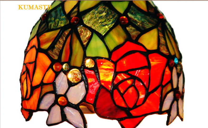 Stained Glass Light 16