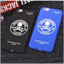 Japan Brand MasterMind Matte Case For IPhone 5s se 6 6s 7 Plus Hard PC Back Cover Skull Heads Ultra Slim Coque Fundas