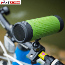 Outdoor Cycling Wireless Bluetooth Speaker For Mountain Bike 4000mAH Power Bank Waterproof Speaker Subwoofer for Android Iphone(China)