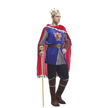 Shanghai Story Arab Prince king Cosplay costumes Men Halloween Costumes Masquerade Party clothing