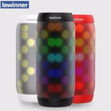 lewinner BQ615 pro Mini Bluetooth speaker Portable Wireless speaker Home Theater Party Speaker Sound System 3D stereo Music(China)