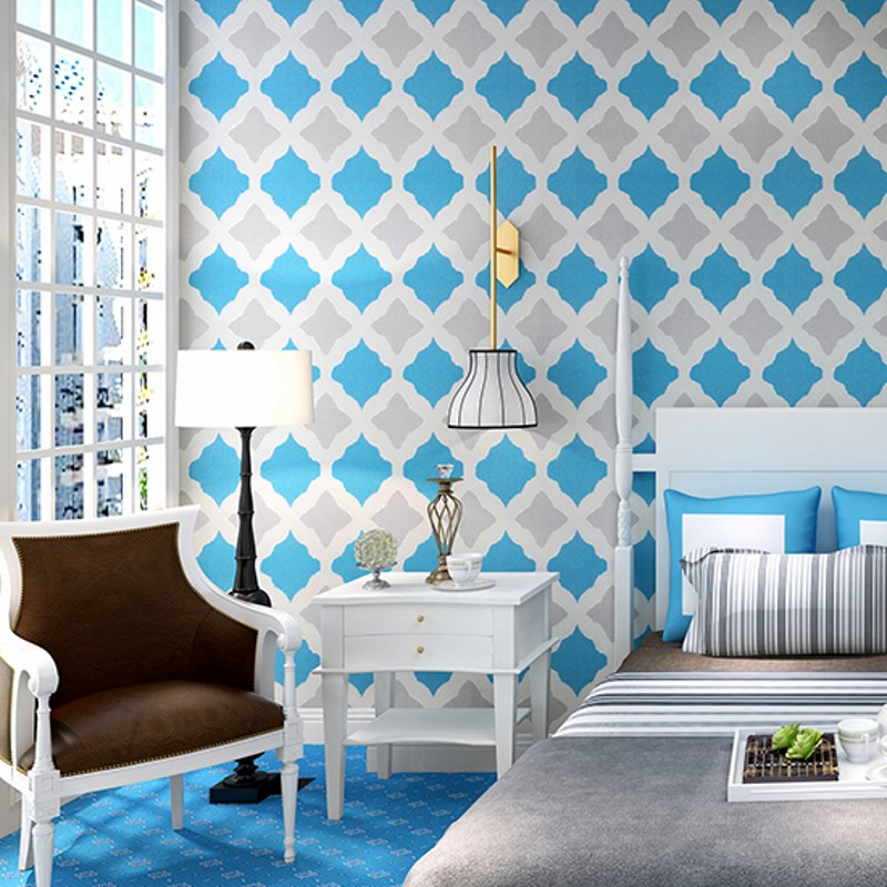 beibehang Wall paper For Living room Bedroom Sofa TV Backdrop-Striped paper direct prism sofa bed bedroom TV backdrop wallpapers<br>