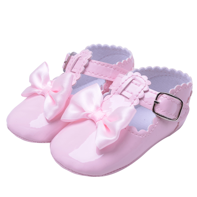 Flower Spring / Autumn Infant Baby Shoes Moccasins Newborn Girls Booties for Newborn 3 Color Available 0-18 Months 31