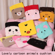 Hot keep warm and lovely cartoon animals cushion Lovely seat cushion 36.5*36cm free shipping