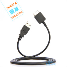 Zhenfa Data Sync/Charger USB Cable Cord For Sony Walkman MP3 MP4 Player NWZ-A855 A856 A857 A829 A840 A815 A816 A818 A820
