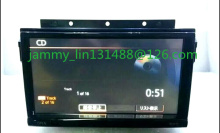 Clarion Infiniti G37 Nisun DISPLAY ASSY-NAVIGATION HDD car dvd navigation unit 28090 1VA3B / 25915 JF03A